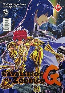 Cavaleiros do Zodíaco Saga G  #16 Conrad