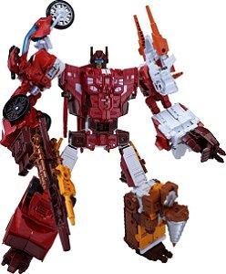 Takara Tommy Transformers Unite Warriors Set Computron UW-08