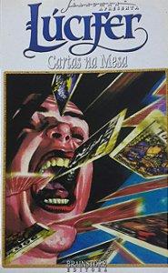 Sandman Apresenta: Lucifer Cartas na Mesa Encadernado - Ed. BrainStore