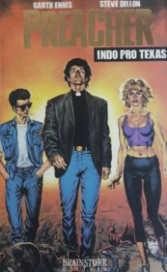 Preacher Indo Pro Texas - Ed. Brainstore