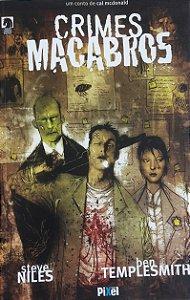 Crimes Macabros - Ed. Pixel
