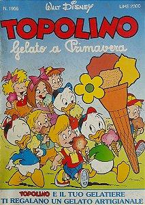 Topolino #1956 (Pato Donald) - Importada (Itália)