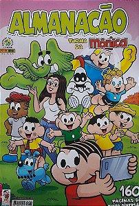 Almanacão Turma da Mônica #2 - Ed. Panini