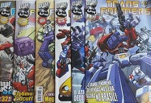 Transformers - Mini-Série Completa - Ed. Panini
