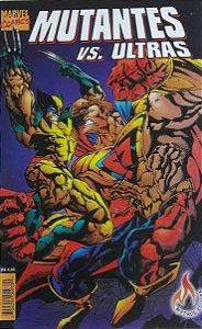 Mutante Vs. Ultras - Ed. Mythos
