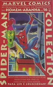 Homem-Aranha #16 As Primeiras Histórias em Quadrinhos