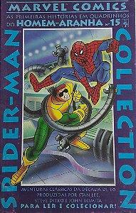 Homem-Aranha #15 As Primeiras Histórias em Quadrinhos
