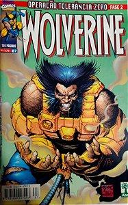 Wolverine #87 Formatinho Abril