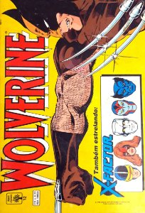 Wolverine #12 Formatinho Abril