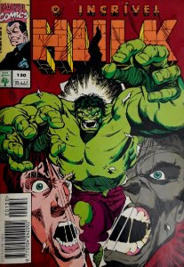 O Incrível Hulk #135 Formatinho Abril
