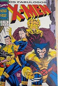 Os Fabulosos X-Men #72 Formatinho Abril