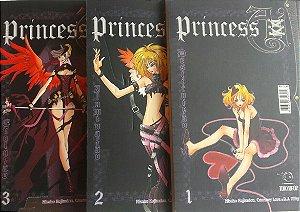 Princess Ai - Completo - Ed. Conrad