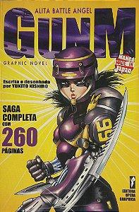 Alita Battle Angel GunM - Ed. Opera Graphica