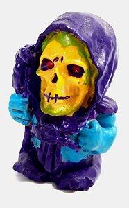 Motu He-man Esqueleto Miniatura de resina 04 Cm