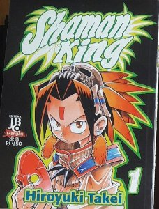 Shaman King - Coleção Completa - Ed. JBC