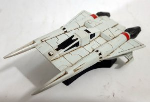 Buck Rogers Nave Starfighter Resina