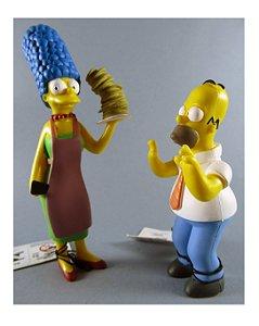 Fox 2007 Os Simpsons Homer e Marge Set com 02