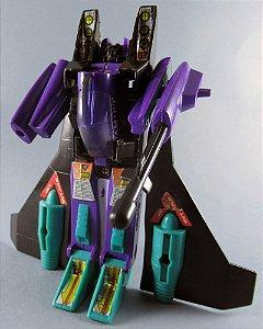Hasbro 1992 Transformers Decepticon Ramjet G2 Vintage Loose