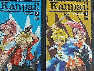 kanpai - Coleção Completa - Ed. Newpop