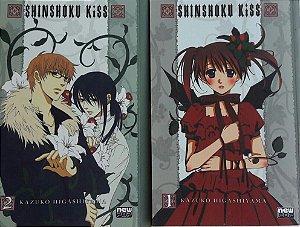 Shinshoku Kiss - Série Completa - Ed. Newpop