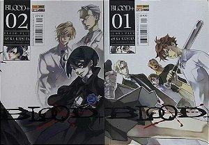 Blood+ #1 e #2 - Ed. Panini