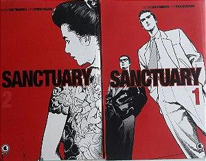 Sanctuary #1 e #2 - Ed. Conrad