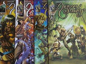 Dungeon Crawlers - Ed. Mythos