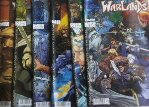 Warlands - Série Completa - Ed. Mythos
