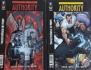 Authority - Transferência de Poder - Ed. Pixel