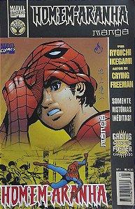 Homem-Aranha Mangá #1 - Ed. Mythos