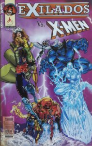 Exilados Vs X-men - Ed. Mythos