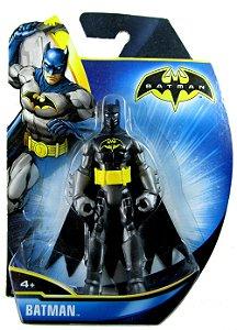 Mattel Batman Sem Limites Uniforme Cinza