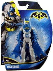 Mattel Batman Sem Limites Uniforme Branco e Azul