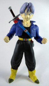 Banpresto Dragon Ball Z Trunks do Futuro Loose