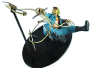 Banpresto One Piece Scultures BIG 4 Pauly