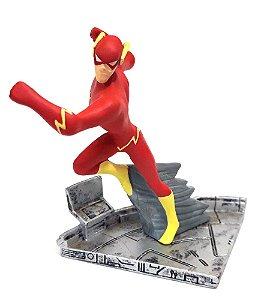 Monogram 2005 DC Diorama Resina Liga da Justiça JLU Flash