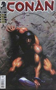 Conan o Cimério #5 - Ed. Mythos