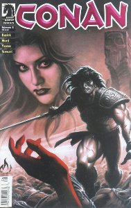 Conan o Cimério #6 - Ed. Mythos