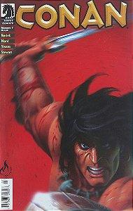 Conan o Cimério #7 - Ed. Mythos