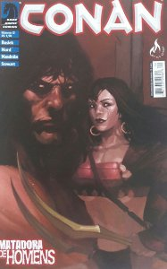 Conan o Cimério #12 - Ed. Mythos