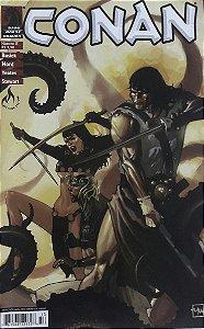 Conan o Cimério #13 - Ed. Mythos