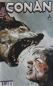 Conan o Cimério #15 - Ed. Mythos