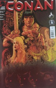 Conan o Cimério #34 - Ed. Mythos