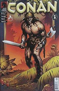 Conan o Cimério #38 - Ed. Mythos