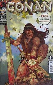 Conan o Cimério #50 - Ed. Mythos