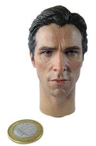 Hot Toys DC Batman TDKR Cabeça Bruce Wayne 1/4