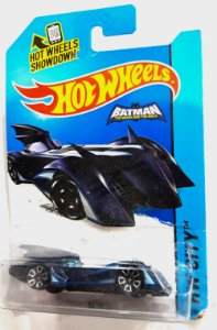 Hot wheels DC Batman Brave and Bold Batmobile 1/64