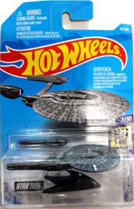 Hot wheels Nave Star Trek USS Vengeance
