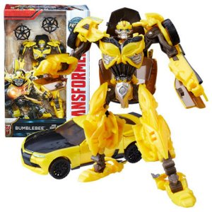 Hasbro Transformers TLK Premiere Edition Autobot Bumblebee Deluxe