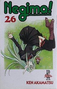 Negima! #26 - Ed. JBC